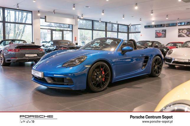 Porsche 718 Boxster GTS, Salon PL, Gwarancja Approved, FV23%