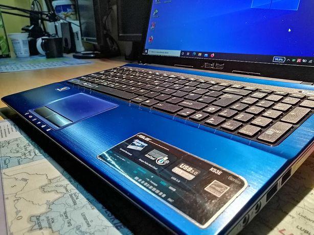 Asus 15,6, 8GB Ram, SSD 256GB, K53E Laptop X53E, Możliwość i5 lub i7