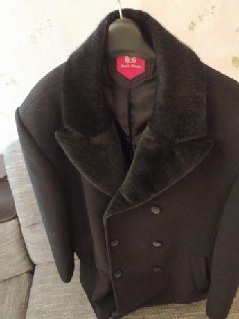 Пальто кашемірове чоловіче.