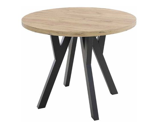 Stół okrągły Loft Amster
