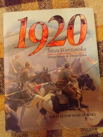 Krzysztof Wojciewski 1920 Bitwa Warszawska Dzieje bitwy Dzieje filmu