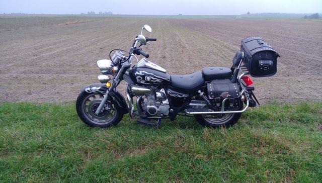 Do sprzedania chopper 125 cc