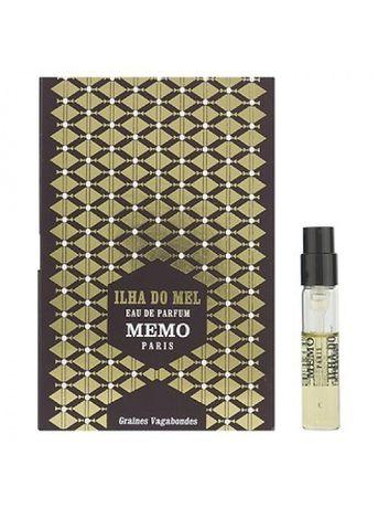 SALE! Пробник Memo Paris Ilha Do Mel Eau de Parfum 2ml