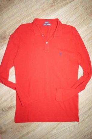 Ralph Lauren sliczna nowa koszulka polo dl. rekaw s/m