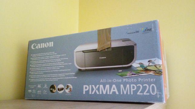 Atramentowe urządzenie wielofunkcyjne Canon Pixma MP220