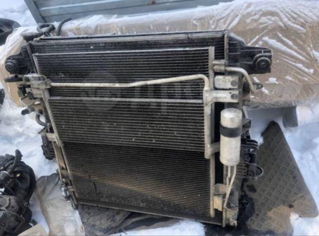 Касета радиаторов основной, акпп, кондиционера, patrol y62, qx56 гур