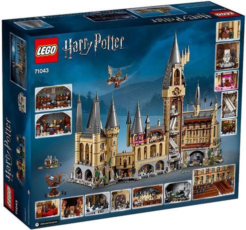 LEGO 71043 Harry Potter Замок Хогвартс оригинал новый