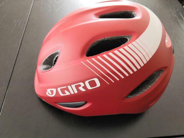 Capacete criança NOVO (marca Giro Scamp, ajustável)