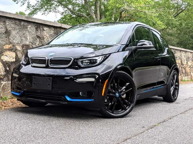 BMW I3 TERA 2018