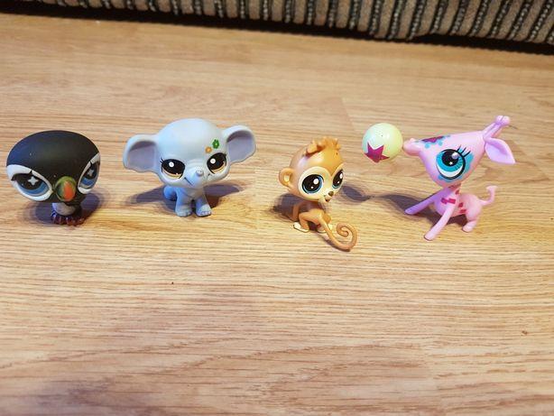 Pet shop figurki