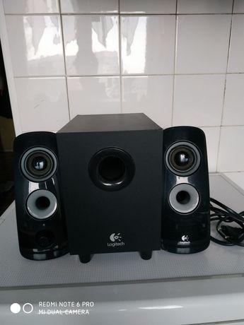 Logitech Speaker System Z 323