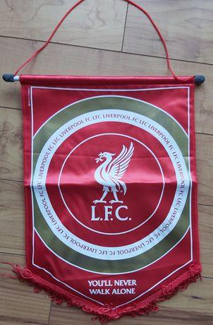 Galhardete grande do Liverpool