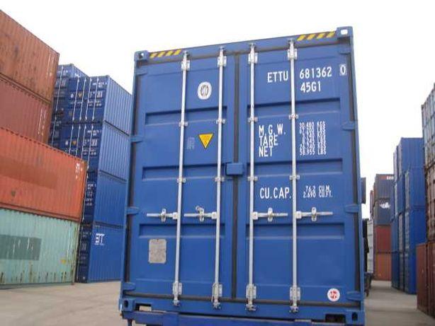 Морской контейнер 40 футов НС. Отличное состояние + ДОСТАВКА