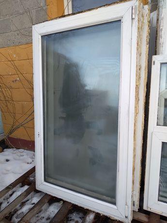 Okno PCV 104 x 172 używane 100 x 170
