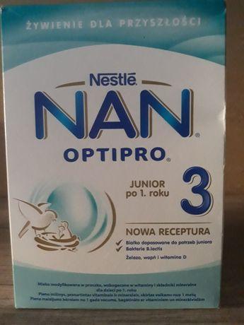 Детское питание Нестле Нан оптипро 3
