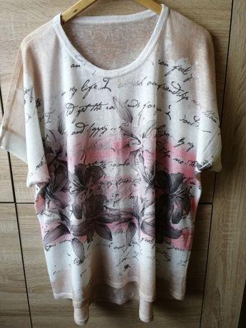Bluzeczka letnia XXXL