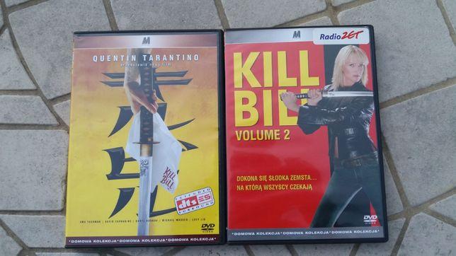 Kill Bill Vol: 1 ,2 (DVD) , Lektor PL
