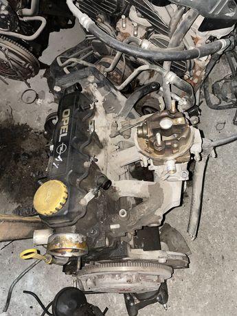 Двигатель опель 1.4 моноинжектор