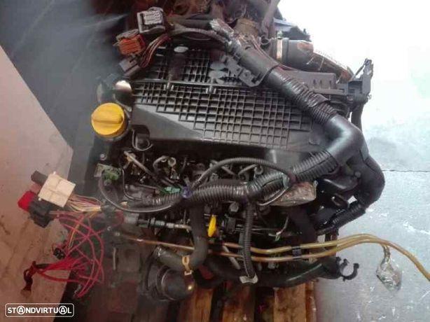K9KA704  Motor NISSAN KUBISTAR MPV (X76) 1.5 dCi