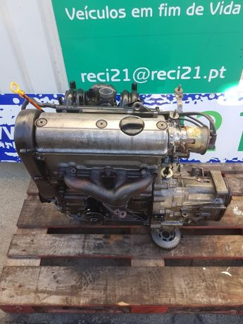 Motor vw polo 6n 1.4 APQ 60cvs