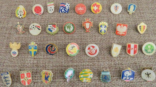 Pins de Federações de Futebol