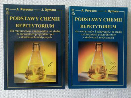 Podstawy chemii. Repetytorium. Tom 1 i 2.