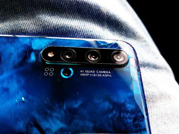 Huawei YAL-L21 128 6Г екран побитий