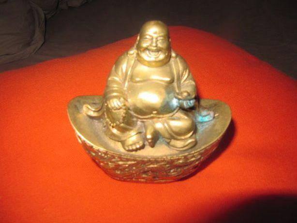 Buda em cobre