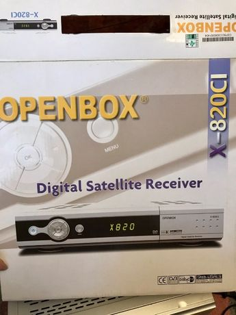 Ресивер OPENBOX x-820ci