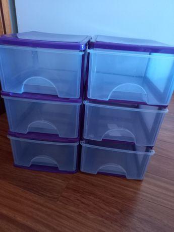 Caixa de organização