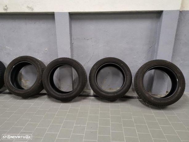 4 pneus Hankook ventus S1 Evo2 245/50R18 RFT BMW X3, Serie 7,...