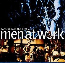 CD Men At Work - Contraband The Best Of