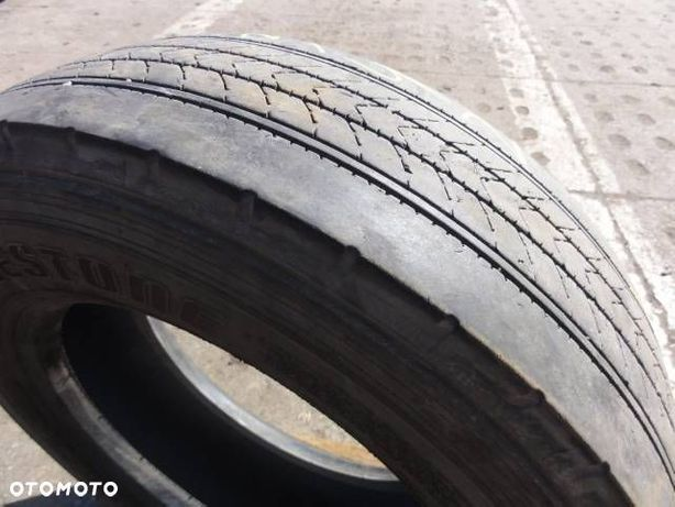 205/75R17.5 Bridgestone Opona ciężarowa R227 Przednia 4.5 mm