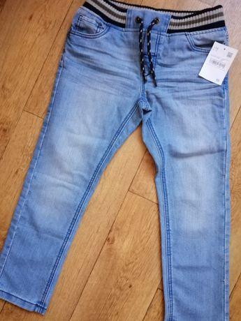 Новые джинсы на мальчика. Фирма C&A.