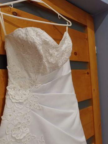 Suknia ślubna Margaretka 38-40