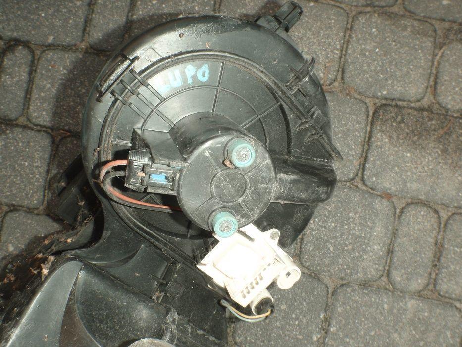 wentylator dmuchawa chłodniczka rezystor vw lupo arosa duzo częsci Otwock - image 1