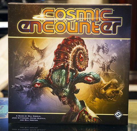 Cosmic Encounter настольная игра