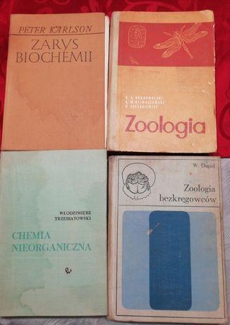 Książki akademickie Biologia - Chemia