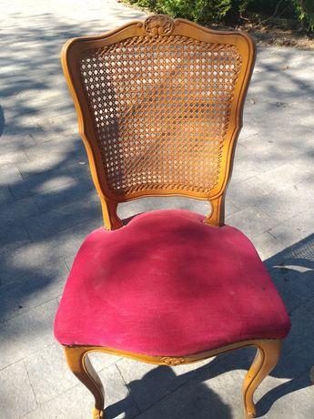 Stare krzesło, antyk