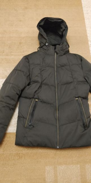Продам зимнюю куртку Black Leopard Wolf