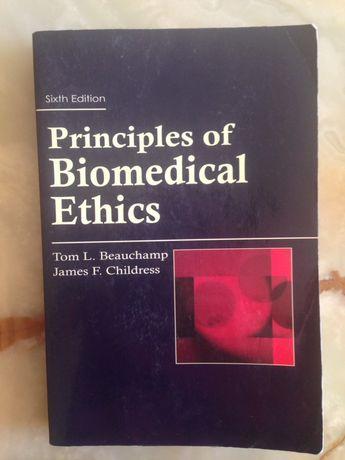 Principles of Biomedical Ethics bioetyka Beauchamp Childress
