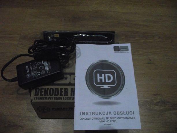 Dekoder tuner mini HD 2000