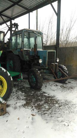 Трактор МТЗ-82  Белорус 1989 года