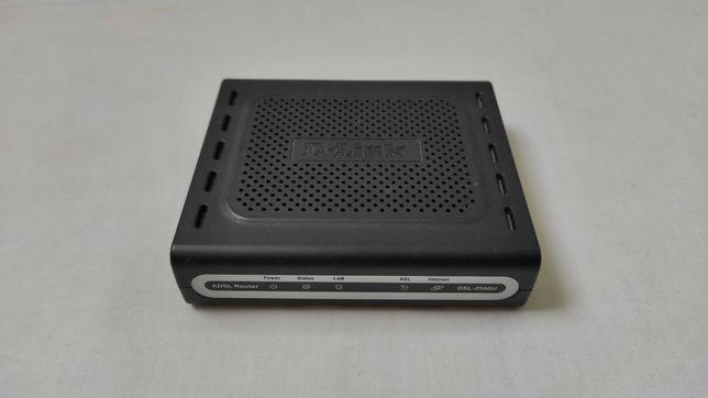 Модем Маршрутизатор Роутер D-Link DSL-2500U