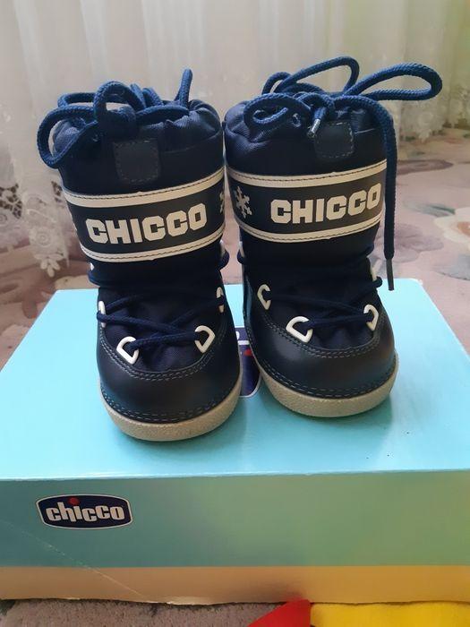 Дитячі термо черевики-луноходи Chicco Ровно - изображение 1