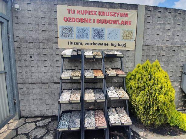 Kamienie ogrodowe od 9 zł