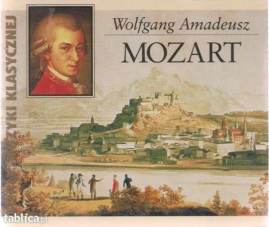 Wolfgang Amadeusz Mozart Koncerty Reader's Digest Kolekcja 3 Płyty CD