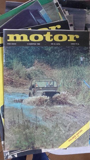 Polskie Safari Jeep Motor