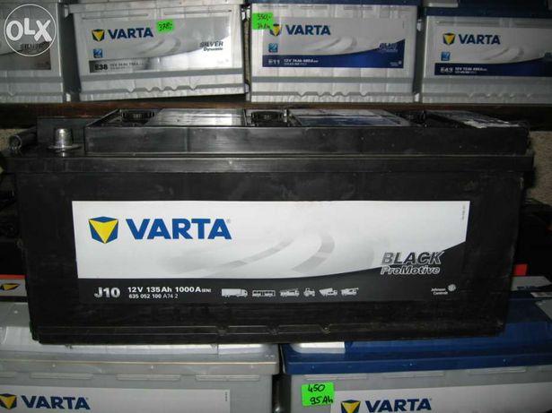 Akumulator VARTA 135Ah 1000Ah FENDT JOHN DEERE Newholland J10