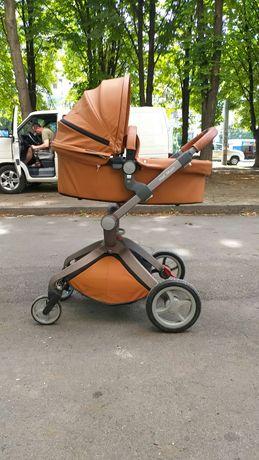 Детская коляска как для девочки так и мальчика